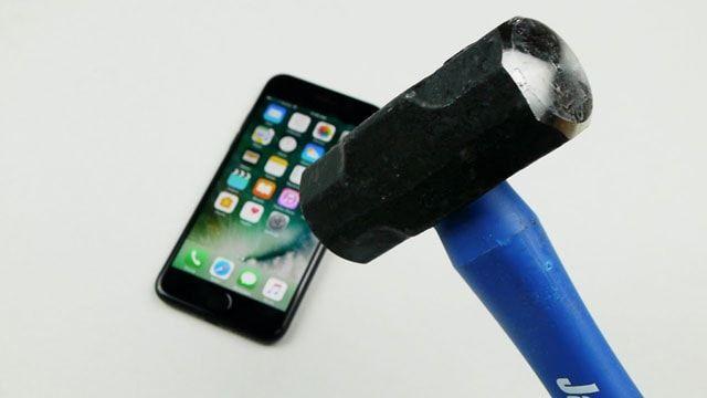 Лучшие дроп-тесты iPhone 7