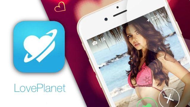Приложение LovePlanet для iPhone и iPad - легкий способ найти свою вторую половинку