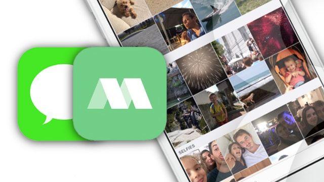 Momento для iMessage превратит фотографии в анимированные Gif-картинки