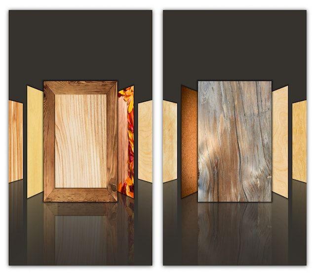 Выжигание для iPhone и iPad - виртуальное выжигание по дереву
