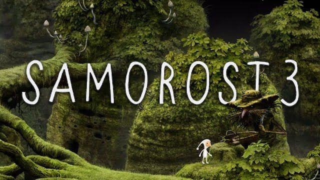 Обзор Samorost 3: красочная приключенческая головоломка с необычным визуальным стилем от создателей Machinarium