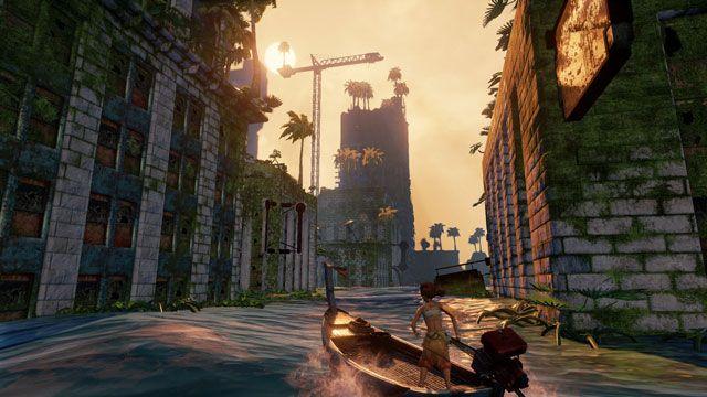 Игра Submerged для iPhone и iPad вышла в App Store