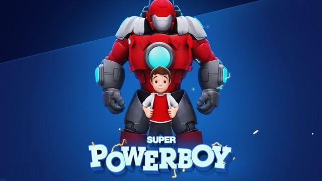 Super Powerboy - новый супергероический раннер для iPhone и iPad