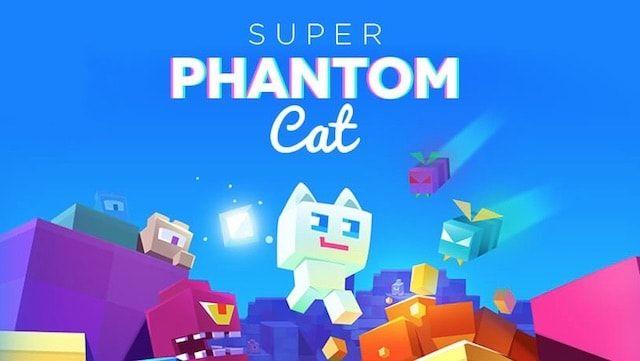 Super Phantom Cat для iPhone и iPad