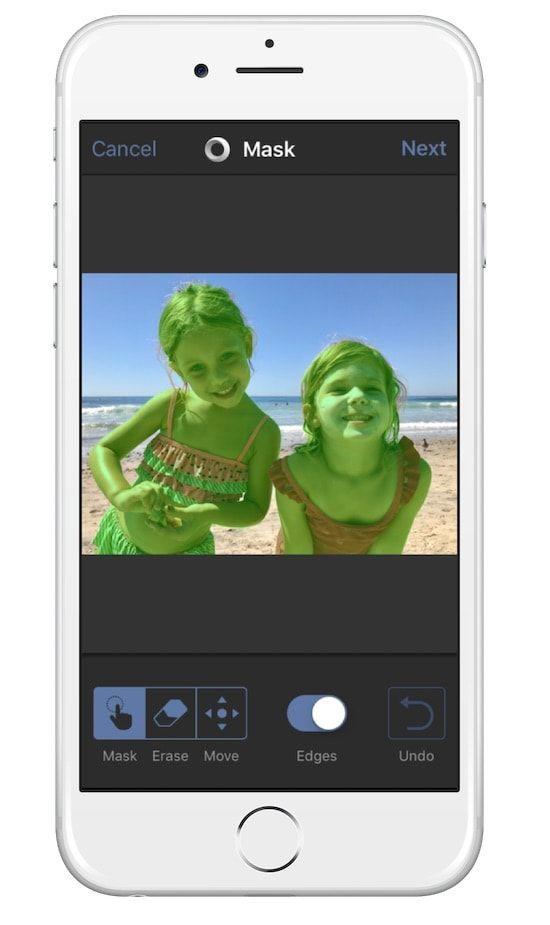 Как создать фотографию с эффектом «боке» при помощи Tadaa SLR