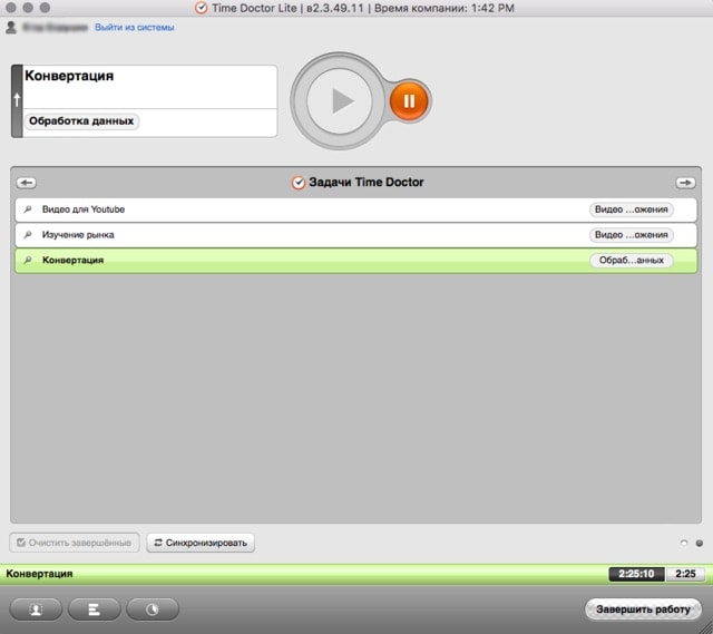 Обзор Time Doctor: удалённый учёт и анализ рабочего времени для iOS, Android, Mac, Windows и Linux