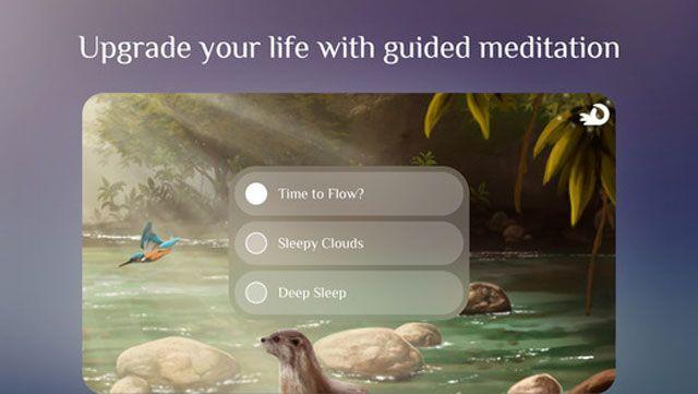 Flowing: 3D-звуки природы для iPhone и iPad - «Приложение недели» в App Store