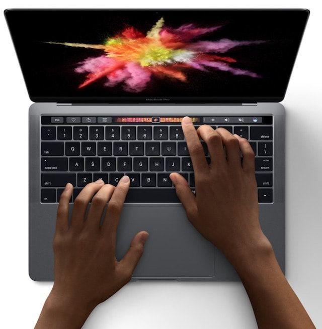 MacBook Pro 2016 года
