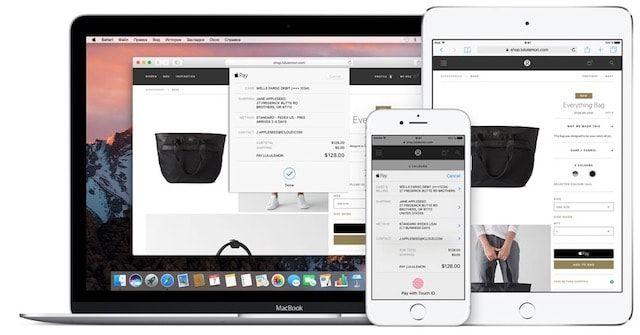 Как покупать с Apple Pay в России: что это и как настроить