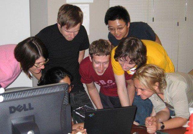 Марк Цукерберг и новый сервис