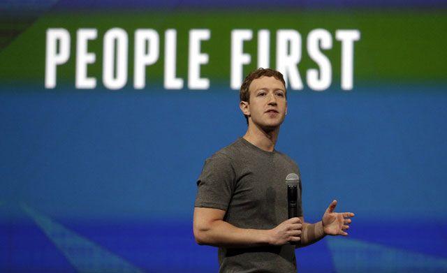 История Facebook в фото – от гарвардского общежития до корпорации планетарного масштаба
