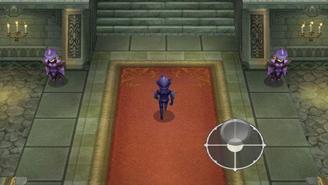 Обзор игры Final Fantasy IV для iPhone и iPad