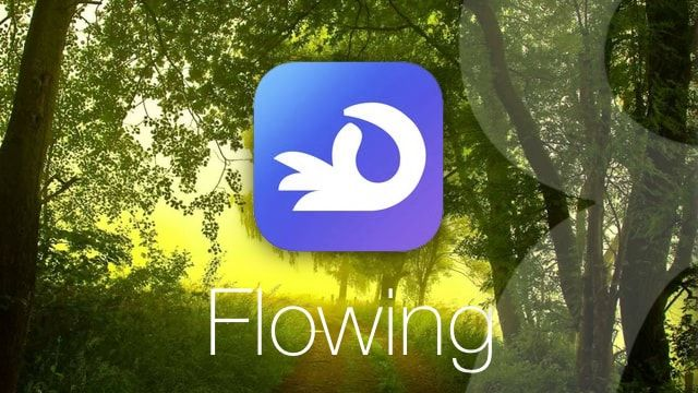 Flowing для iPhone и iPad