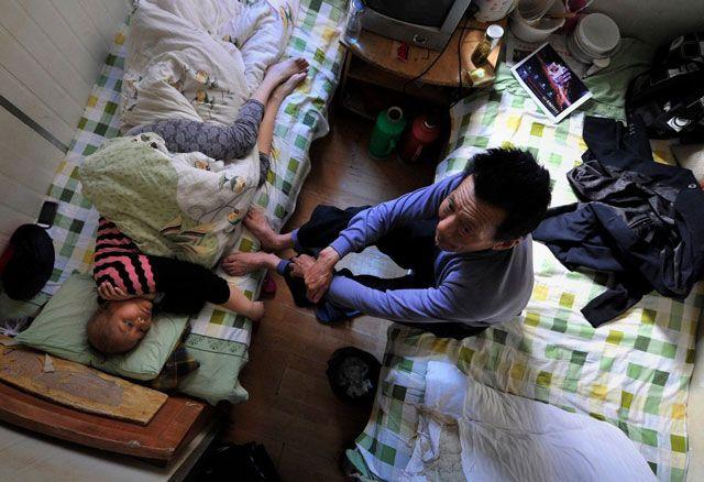 26 самых малогабаритных квартир в мире