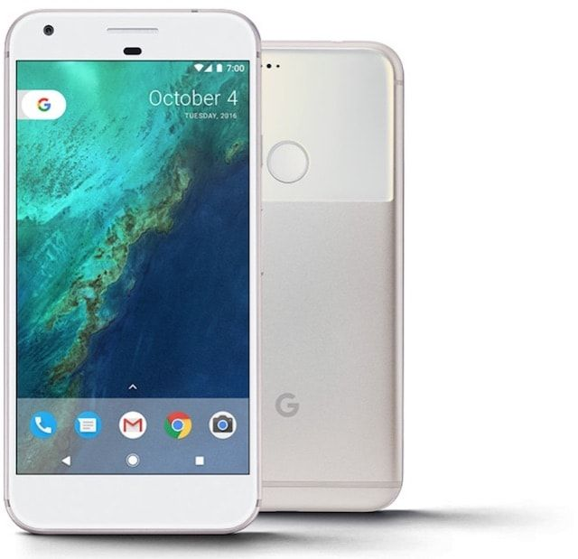 Google Pixel и Pixel XL - новые смартфоны