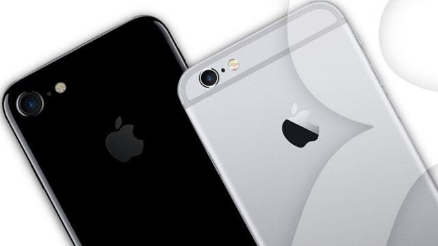 Что лучше купить, iPhone 6s или iPhone 7?
