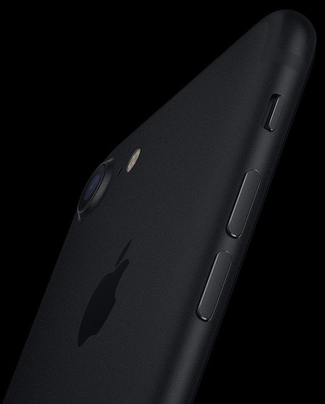 iPhone 7 черный