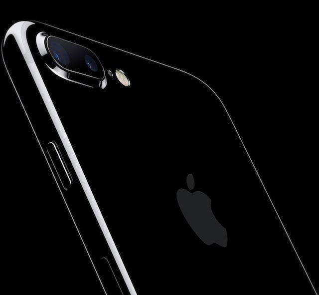iPhone 7 черный оникс