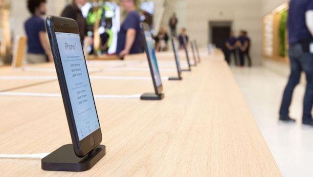 Почему бесполезно красть демонстрационные iPhone из магазинов Apple?