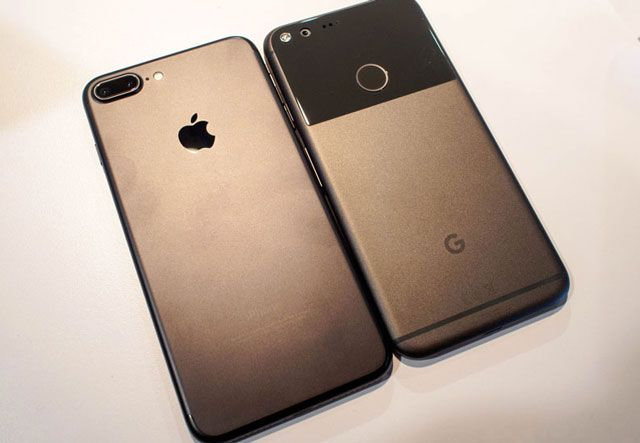 Семь причин, почему iPhone 7 лучше Google Pixel