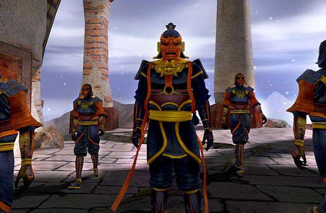 Jade Empire - долгожданная RPG от компании BioWare для iPhone и iPad