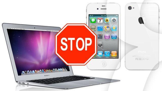Apple прекращает поддержку iPhone 4 и MacBook Air 2010