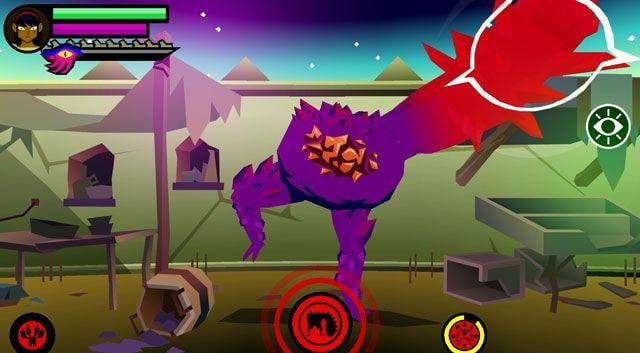 Severed - яркая приключенческая игра с элементами экшена для iPhone и iPad