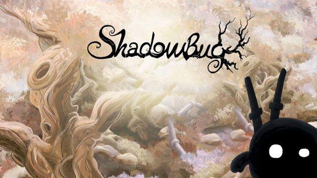 Shadow Bug - мрачный аркадный платформер для iPhone и iPad