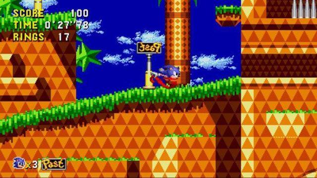 СКИДКА (229 р -> 0 р) Sonic CD - легендарный платформер для iPhone и iPad