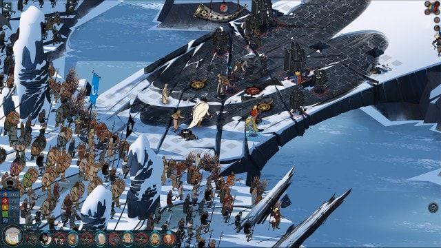 Banner Saga 2 - долгожданное продолжение тактической ролевой RPG для iPhone и iPad