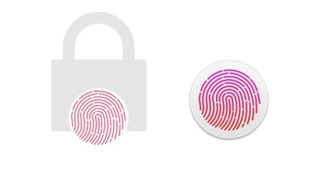 Touch ID у MacBook Pro 2016