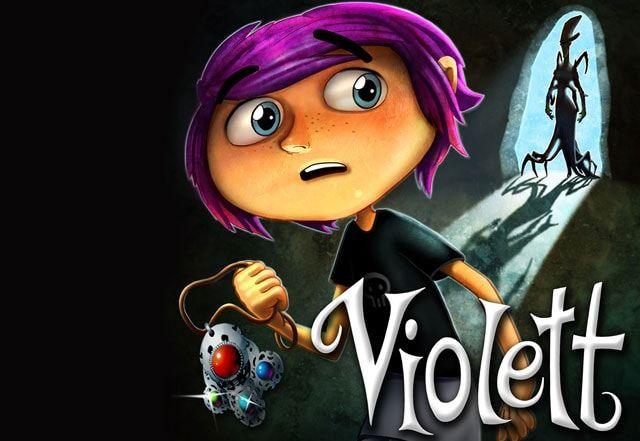 Violett - сложная, но увлекательная головоломка для iPhone и iPad
