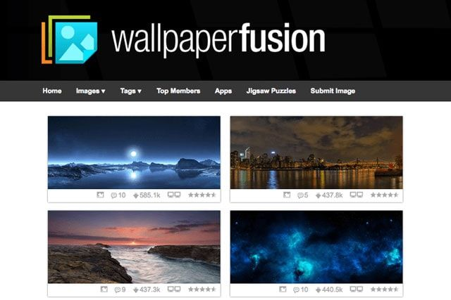 Looking for wallpaper for dual monitors? These 8 sites will help you in your hard business