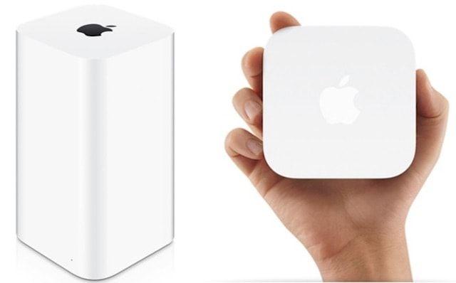 Apple отказалась от производства роутеров AirPort и Time Capsule