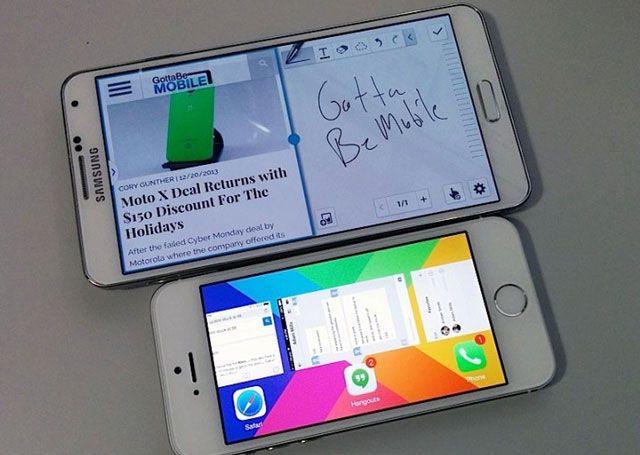 iOS vs Android - 15 аргументов в пользу конкурентов iPhone