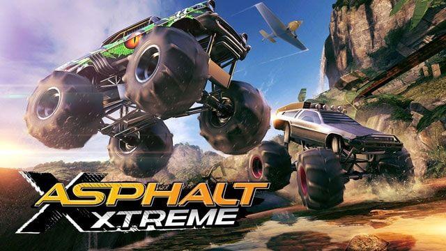 Asphalt Xtreme для iPhone и iPad - легендарная гонка в новом облачении