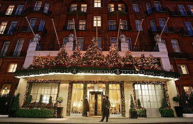 Claridge - отель в Лондоне