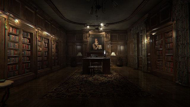 Игра Layers of Fear для Mac - психоделический ужастик в духе Silent Hill и Amnesia