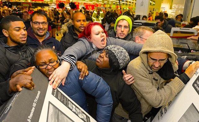 «Черная пятница» в США: два летальных случая