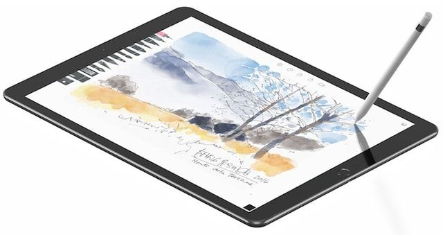 Tayasui Sketches Pro для iPhone и iPad - приложение для рисования с набором реалистичных инструментов