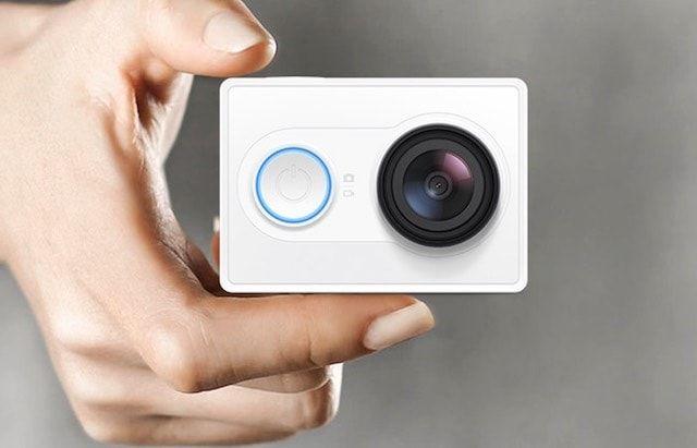 Экшен-камера Xiaomi Yi Action