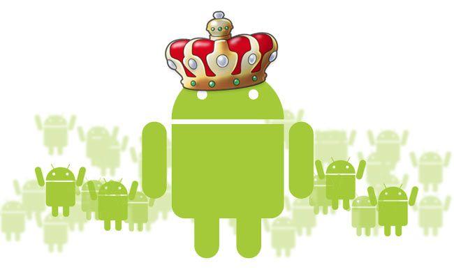 9 из 10 смартфонов в мире работают на Android
