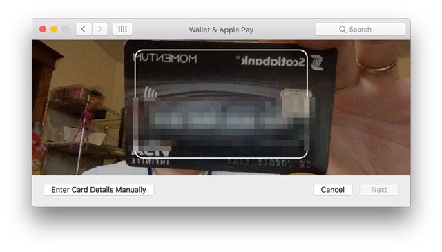 Как добавить отпечатки пальцев Touch ID и карты Apple Pay на MacBook Pro 2016
