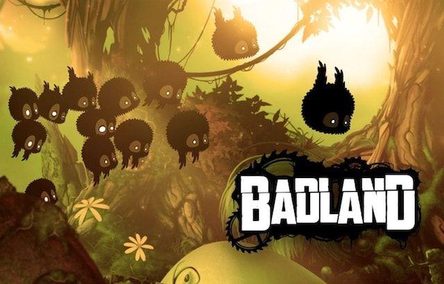 Игра Badland для iPhone, iPad и Apple TV - популярный атмосферный приключенческий платформер в стиле экшен