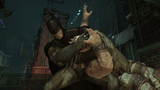 Игра Batman: Arkham Asylum - атмосферный боевик про темного рыцаря для Mac