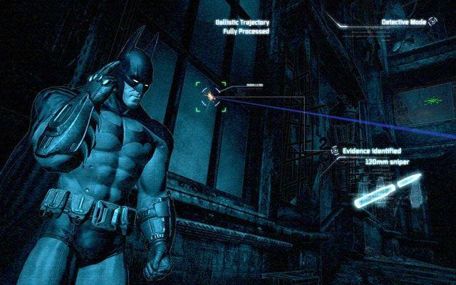 Игра Batman: Arkham City - динамичный экшен про защитника Готэма для Mac