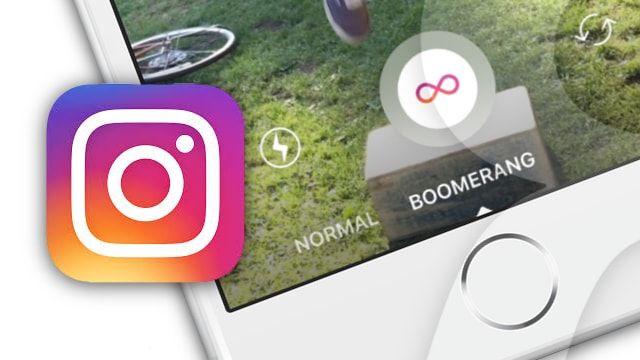 Как снимать в Instagram зацикленные видео