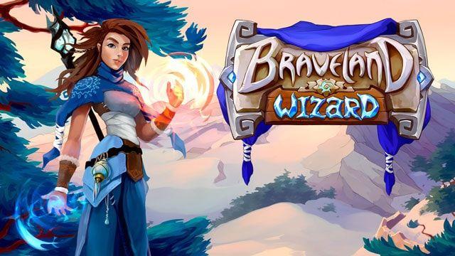 Игра Braveland Wizard - магические войны на просторах Храброземья