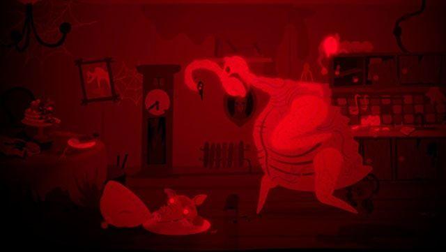 Обзор игры Bulb Boy для iPhone и iPad - психоделический хоррор-квест «с душком»