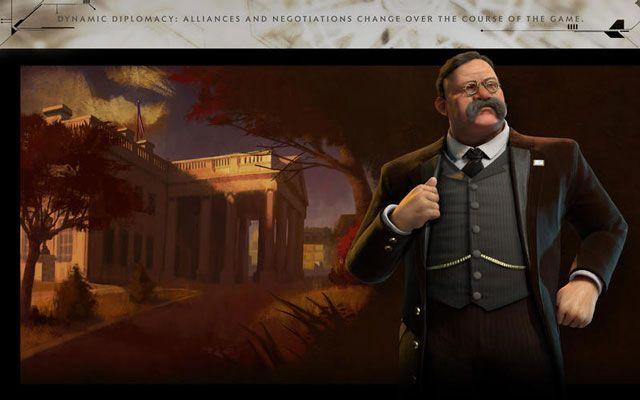 Игра Civilization VI — новая часть популярной стратегии для Mac
